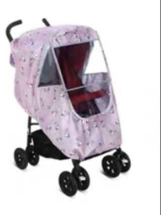 嬰兒車雨罩