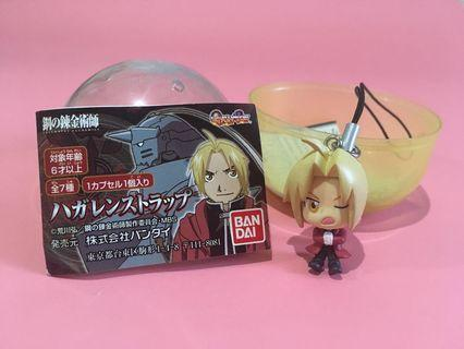 Full Metal Alchemist Edward Elric Gashapon Charm #ChangeTheCycle