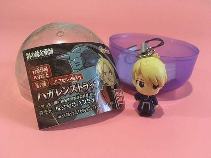 Full Metal Alchemist Riza Hawkeye Gashapon Charm #ChangeTheCycle