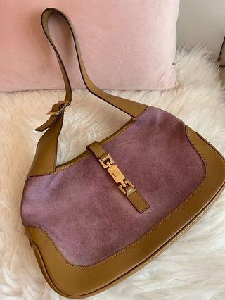 🚚 Distressed Gucci Jackie O Bag ( Quick Sale)