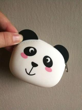 (FREE DELIVERY) Panda coin purse