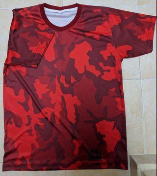 TPD custom jersey / jersi