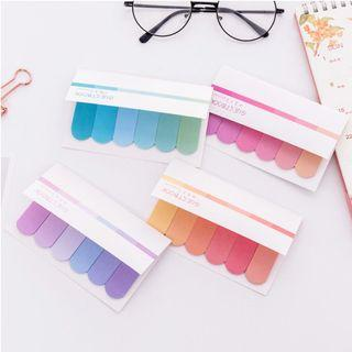 Colourful Sticky Note Tags