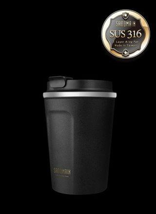 🚚 Sadomain Coffee and Tea Tumbler