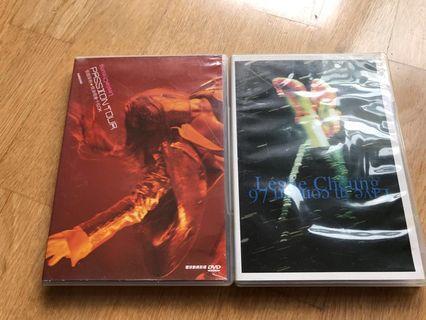 張國榮concert DVD x2