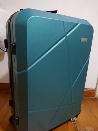 (NEW) 28* Barry Smith Public Bank luggage (Teal)