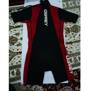 Osprey wetsuit L, 11-12 years (150-155cm)