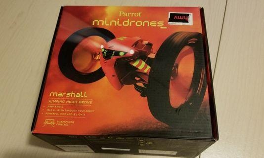 Parrot Marshell jumping night drone
