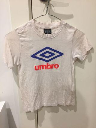 Umbro cropped tshirt
