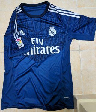 Real Madrid Goalkeeper Jersey / Jersi