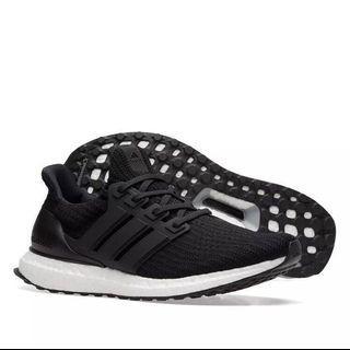 🚚 Adidas Ultra Boost 4.0 Core Black