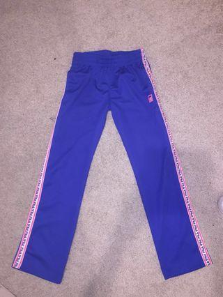 Women's Fila Tracksuit Pants