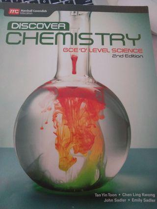 O level  Science  chemistry