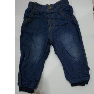 Winter Jeans 12-18 mths by George