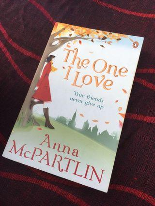 The One I Love by Anne McPartlin