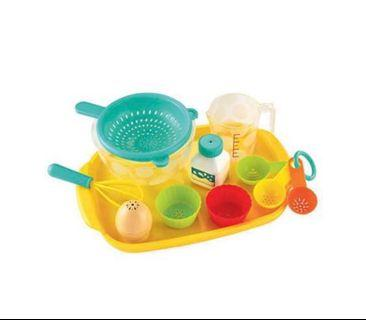 Retail $35! ELC Baby / Kids' / Children's / Toddler's Bathtime Bakery Set / Gift Box Set (For 12-36 Months)