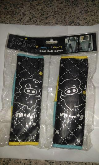 Mcdull+mcmug Seat Belt Cover