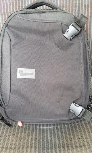 Crumpler Dry Red No. 5 Laptop Bag / Backpack
