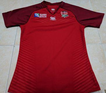 England Rugby Jersey / Jersi