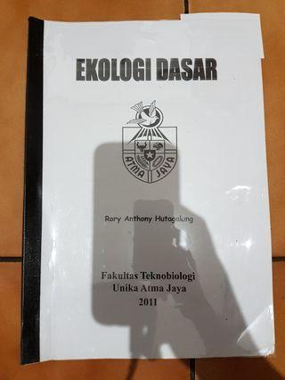 Ekologi Dasar