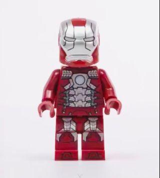 LEGO Avengers Endgame 76125 Iron Man Mark 5