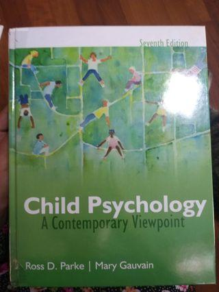🚚 Child Psychology. A contemporary viewpoint by Ross D. Parke & Mary Gauvain