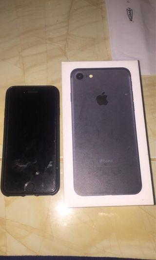 iPhone 7 128GB Fullset