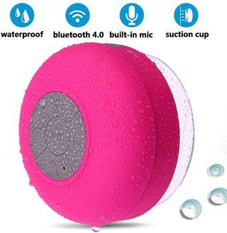 #167 Waterproof BT shower speaker