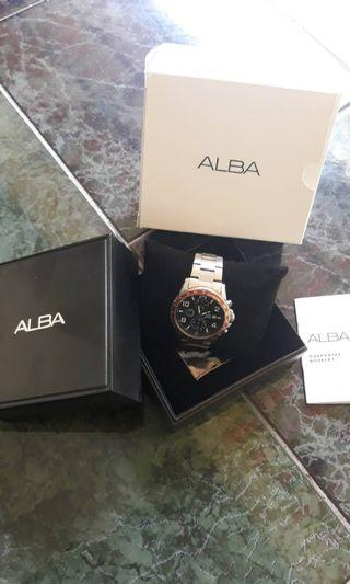 Alba Men Watch YM92X227 Good Condition