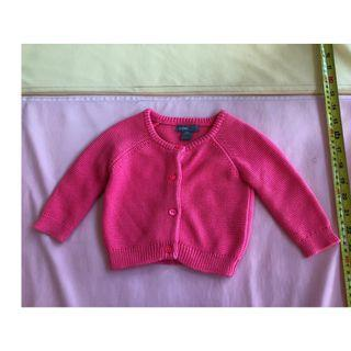 Babygap sweater            (tommy hilfiger,mothercare,jcrew, crewcuts, chickeeduck, kingcow, carter, elle, crewcuts, zara kids, baby gap, gap, disney, polo)