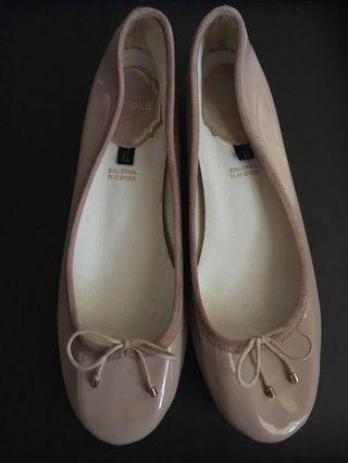 Authentic Bf Sole Ballerina Flats