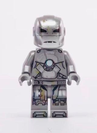 LEGO 76125 Avengers Endgame Iron Man Mark 1