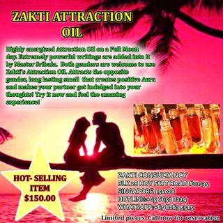 MAGICAL ATTRACTION OIL