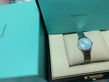 Tiffany 手錶 真品