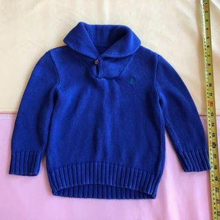 Ralph Lauren sweater ard 2T