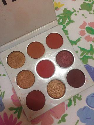 Kylie Jenner Eyeshadow Palette Dupe