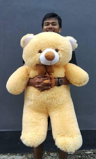 Boneka Teddy Bear (Beruang) jumbo