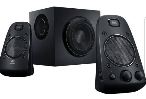 🚚 Logitech Speakers Z623 THX Certified