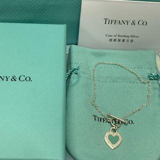 Tiffany 純銀 手鏈 手鍊