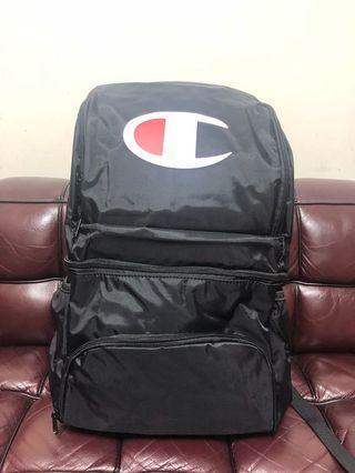 全新日版champion nylon backpack new