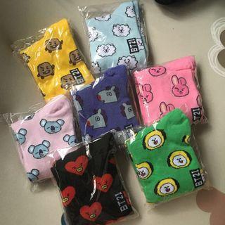 [instocks]: BT21 socks <BTS>