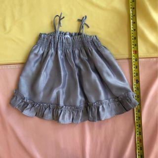 babyGap 3-6M banquet dress         (tommy hilfiger,mothercare,jcrew, crewcuts, chickeeduck, kingcow, carter, elle, crewcuts, zara kids, baby gap, gap, disney, polo)