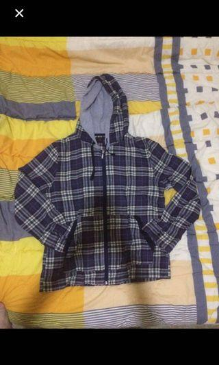 square jacket kotak