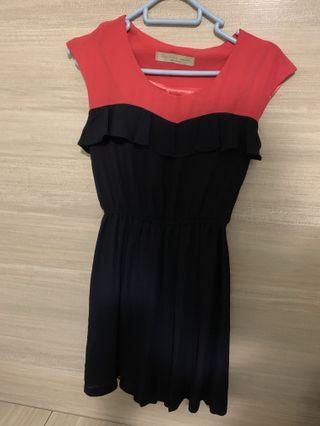 斯文裙 Korea 👗 Dress
