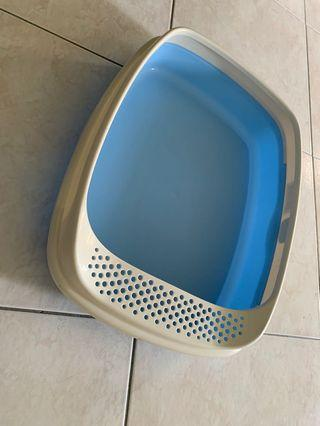 Small cat litter box for cats/ kittens/ small animals