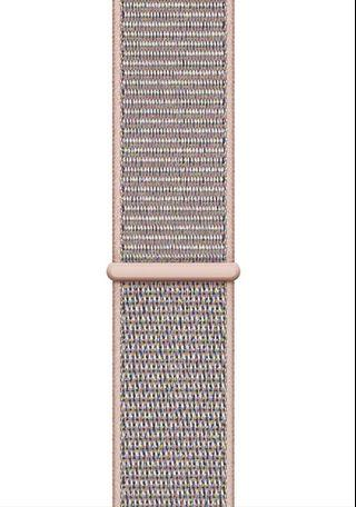 Apple Watch (Strap only) 40mm Pink Sand Sport Loop