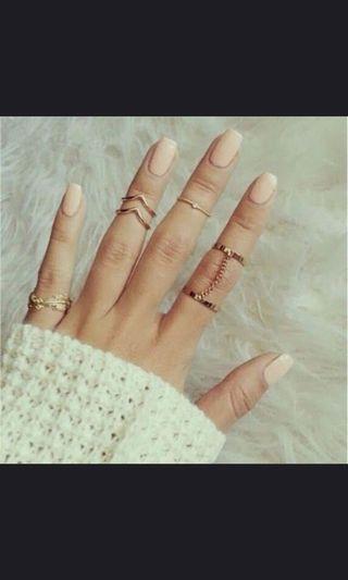 🚚 midi rings
