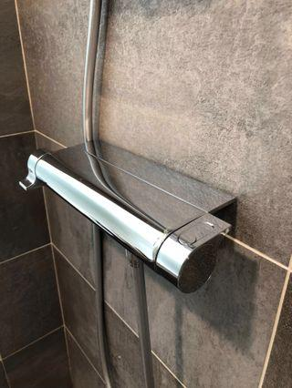 New Grohe Grotherm 2000 shower mixer