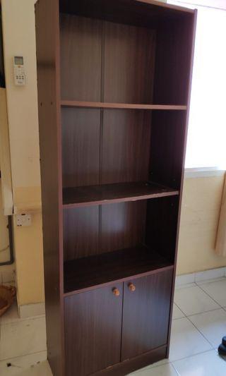 Book shelf (dark oak color)
