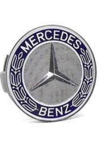Mercedes Original Star Wheel Cap 1 Set of 4pcs. Cash Carry Bedok Sin Ming